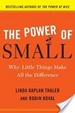 Cover of The Power of Small