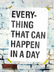 Cover of Everything That Can Happen in a Day