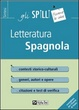Cover of Letteratura spagnola