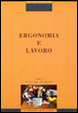 Cover of Ergonomia e lavoro