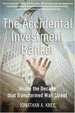 Cover of The Accidental Investment Banker