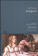 Cover of Antigone. Testo greco a fronte