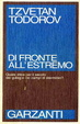 Cover of Di fronte all'estremo