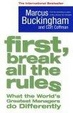 Cover of First, Break All the Rules