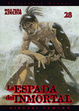 Cover of La espada del inmortal nº28