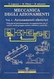 Cover of Meccanica degli azionamenti