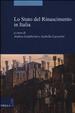 Cover of Lo Stato del Rinascimento in Italia