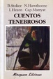 Cover of Cuentos tenebrosos