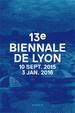 Cover of 13e Biennale de Lyon