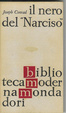 Cover of Il nero del Narciso