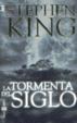Cover of La tormenta del siglo