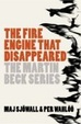 Cover of The Fire Engine That Disappeared