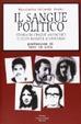 Cover of Il sangue politico. Storia di cinque anarchici e di un dossier scomparso
