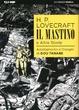 Cover of Il mastino e altre storie