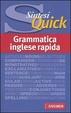 Cover of Grammatica inglese rapida