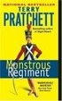 Cover of Monstrous Regiment