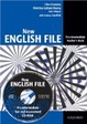 Cover of NEW ENGLISH FILE PRE-INTERMEDIATE - TEACHER'S BOOK
