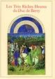 Cover of Les très riches heures du Duc de Berry