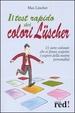 Cover of Il test rapido dei colori Luscher