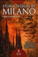 Cover of Storia segreta di Milano