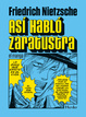 Cover of Así habló Zaratustra