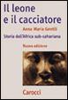 Cover of Il leone e il cacciatore