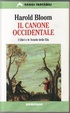 Cover of Il canone occidentale