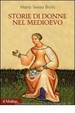 Cover of Storie di donne nel Medioevo