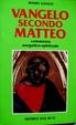 Cover of Vangelo secondo Matteo