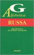 Cover of Grammatica alfabetica russa