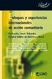 Cover of Enfoques y experiencias internacionales de acción comunitaria