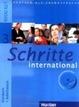 Cover of Schritte international 3. Kursbuch + Arbeitsbuch mit Audio-CD zum Arbeitsbuch und interaktiven Uebungen.