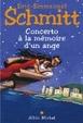 Cover of Concerto à la memoire d'un ange