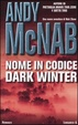 Cover of Nome in codice Dark Winter
