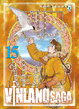 Cover of Vinland Saga vol. 15