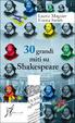 Cover of 30 grandi miti su Shakespeare