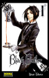 Cover of Black Butler #1