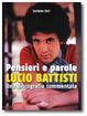 Cover of Pensieri e Parole - Lucio Battisti una discografia commentata