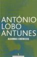 Cover of Algumas crónicas