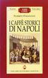 Cover of I caffè storici di Napoli
