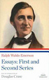 Cover of Ralph Waldo Emerson: Essays: First and Second Series