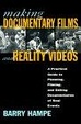 Cover of Making Documentary Films and Reality Videos