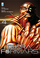 Cover of Terra Formars vol. 4
