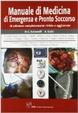 Cover of Manuale di medicina di emergenza e di pronto soccorso