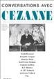 Cover of Conversations avec Cézanne