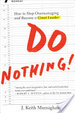 Cover of Do Nothing!