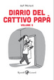 Cover of Diario del cattivo papà