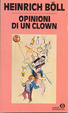 Cover of Opinioni di un clown