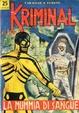 Cover of Kriminal n. 25