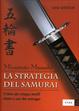 Cover of Miyamoto Musashi: La Strategia del samurai.